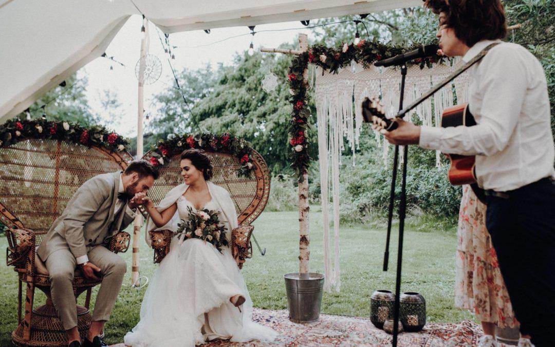 Hochzeit auf Gut Bliesdorf