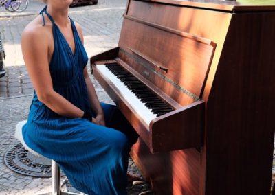 Anja Kitzing Berlin Instrumentalistin für Hochzeiten