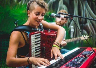 Anja Kitzing Berlin Instrumentalistin für Hochzeiten Live Auftritt