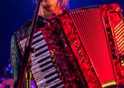 Anja Kitzing Berlin Instrumentalistin für Hochzeiten am Akkordeon Live