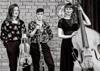 Vagabund Klezmerband Hochzeitsband Lübeck