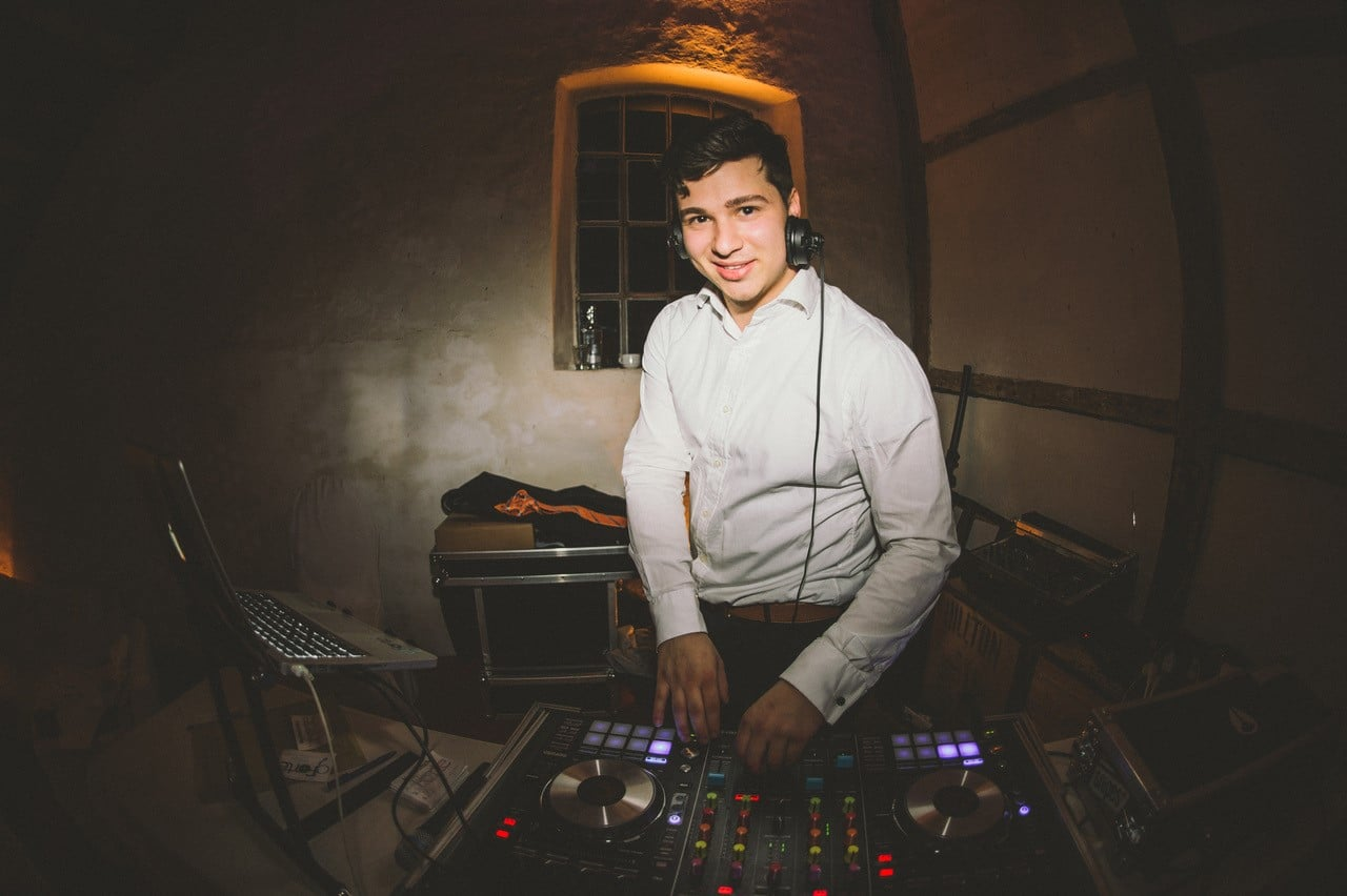 Sahnestück DJ Forte für Eure Hochzeit