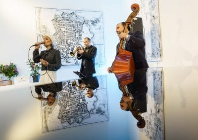 Hochzeitsband Ahrensburg Lounge Jazz Live