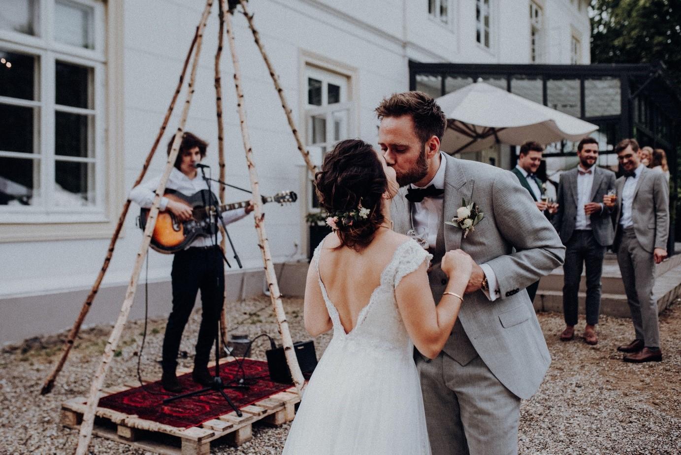 Hochzeitspaket S Liebeslied