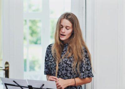 Hochzeitssängerin Nena Live Kiel
