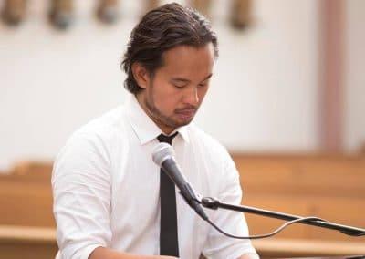 Instrumentalist für Hochzeiten Pianist JIANDO Düsseldorf