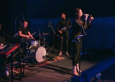 Hochzeitsband Berlin Sweet Music Collective Live