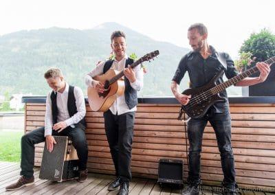 Hochzeitssänger München Jukebox Munich Band Trio