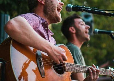 Hochzeitssänger München Jukebox Munich Band Duo mit Gitarre