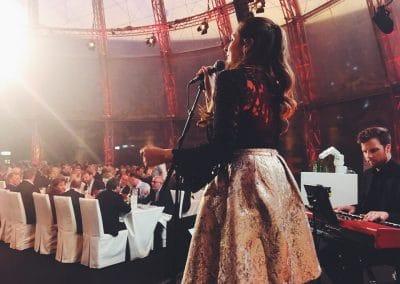 Hochzeitssängerin Berlin Laura Luppino Live