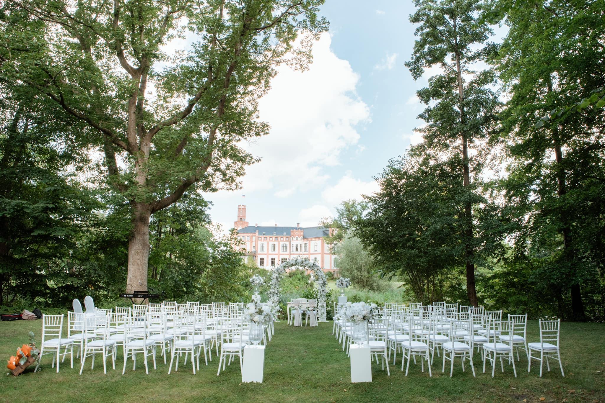 Wedding Award Germany 2021 - Traubogen und Schloss Gamehl