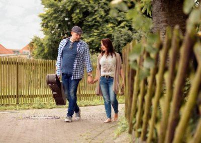Hochzeitssänger Hannover CarryMe Spaziergang
