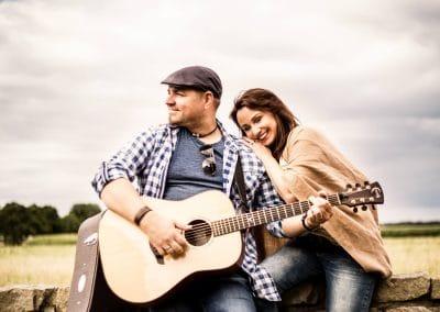 Hochzeitssänger Hannover CarryMe mit Gitarre