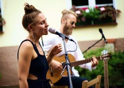 Hochzeitssänger Jan und Jannike Live