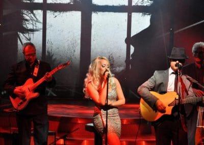 Hochzeitssänger München Andrea und Sebastian Live mit Band