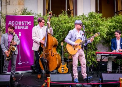 Hochzeitssänger München Sebastian Schwarzbach Live mit Band